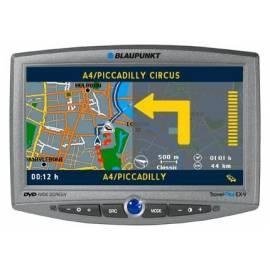 Datasheet Navigation Blaupunkt TravelPilot DX EX-Titan-DVD, Karte von Europa
