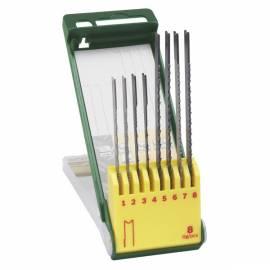 Bedienungsanleitung für Set Bosch 8ST Klinge Patrone Scheiben auf Holz/Metall/Kunststoff (U-Schaft)