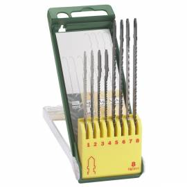 Datasheet Set Bosch 8ST Klinge Patrone Scheiben auf Holz/Metall/Kunststoff (T-Schaft)