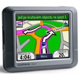 PDF-Handbuch downloadenNavigationssystem GPS GARMIN Nu00c3u00bcvi 205EE