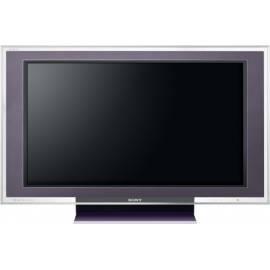 Rahmen für eine TV Sony CRU46X1V, 46 X 3000, lila - Anleitung