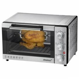 Benutzerhandbuch für Tabletop oven STEBA KB 23