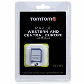 Datasheet Mapy TOMTOM Evropa v.8.60 IQ Routes (MicroSD)