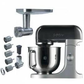 Bedienungsanleitung für Küchenmaschine KENWOOD kMix KMX 64 (KMX54, AX643 + AX950) schwarz