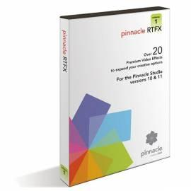 Software PINNACLE RTFX Vol. 1 pro STUDIO 10/11/12/14 (8202-26253-81) Bedienungsanleitung