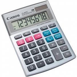 Datasheet Taschenrechner CANON LS-83TC (1534B006AA) grau