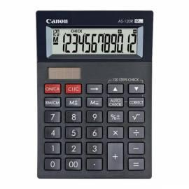 Taschenrechner CANON AS-120R (4583B001AA) grau - Anleitung