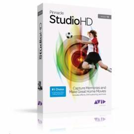 Handbuch für Software PINNACLE HD 15 GB/CZ/PL/RU (8202-30046-01)