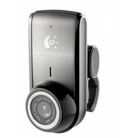 Bedienungsanleitung für LOGITECH Webcam B905 Portable (960-000565) schwarz