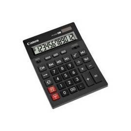 Bedienungsanleitung für Taschenrechner CANON AS-2222 (4586B001)