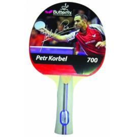 Service Manual Tischtennisschläger BUTTERFLY Petr Korbel 700