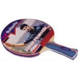 Handbuch für Tischtennisschläger BUTTERFLY Primorac 7000 FL