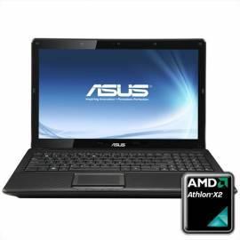 Bedienungsanleitung für ASUS K52N-EX083V | 15,6'' P320 3GB 320GB SK WIN7