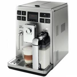 Bedienungshandbuch PHILIPS Exprellia Espresso HD8856/10-Edelstahl