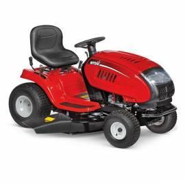 Traktor MTD LG 175 RTG schwarz/rot