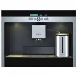 Datasheet Espresso SIEMENS schwarz TK76K573/Edelstahl
