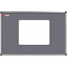 Bedienungshandbuch NOBO ELIPSE grau Textil Board (ABT-00: 1900911)