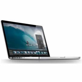 Bedienungsanleitung für Notebook APPLE MacBook Pro 17? (z0m3000q6/cz)