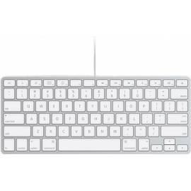 Zubehör APPLE Wired Keyboard USB Bez num kl.  (mb869cz) - Anleitung