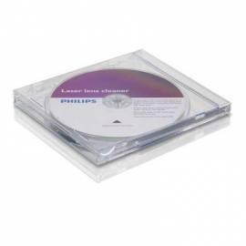 Benutzerhandbuch für Reinigung, CD, DVD, MiniDV PHILIPS SVC2330