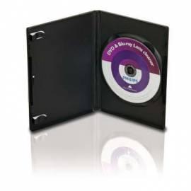 Bedienungsanleitung für Reinigung, CD, DVD, MiniDV PHILIPS SVC2340