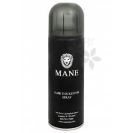 Handbuch für Haarspray-Verstärker liefern Dichte und dünner werdendes Haar (Haar Thickening Spray) 200 ml-a Schatten dunkelbraun (dunkelbraun)