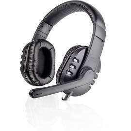 Bedienungshandbuch Headset SPEED LINK SL-8746-SSV schwarz