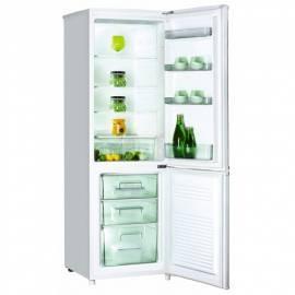Handbuch für Kombination Kühlschrank / Gefrierschrank HYUNDAI RCC0166GW8N weiß