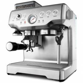 Espresso CATLER es Nerez 8012 - Anleitung