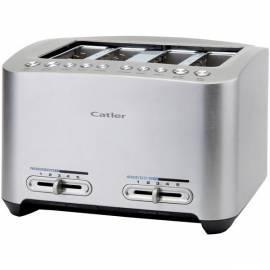 Handbuch für Toaster CATLER TS 8011