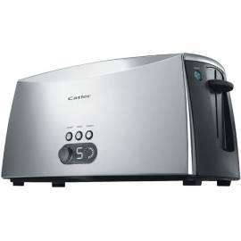 Toaster CATLER TS 8010 Edelstahl - Anleitung
