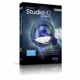 Datasheet Software PINNACLE Studio 15 Ultimate UPGRADE (8217-30007-01)