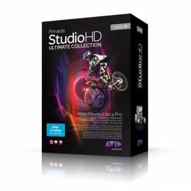 Software PINNACLE Studio 15 Ultimate Collection UPGRADE (8217-30008-01) Gebrauchsanweisung