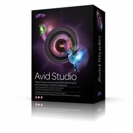 Bedienungshandbuch Software PINNACLE AVID STUDIO MM GB/CZ/PL (8202-30030-01)