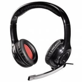 HAMA Headset HS-600, USB (51633) - Anleitung