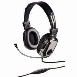 PDF-Handbuch downloadenHAMA Headset HS-540, USB (51663)