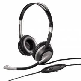 HAMA Headset HS-35 (57174) Bedienungsanleitung