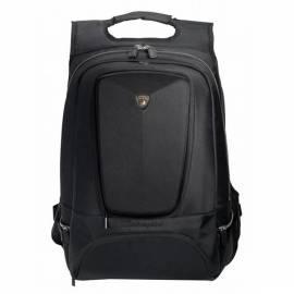Rucksack für Laptop ASUS LAMBORGHINI-17 cm schwarz (90 - XB1W00BP00010-) - Anleitung