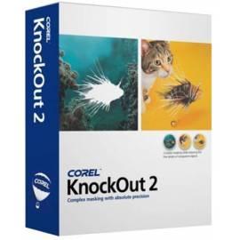 Service Manual Software COREL KnockOut 2 (KO2ENGPCM)