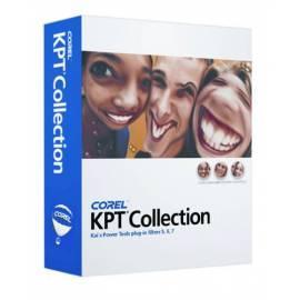 Software COREL KPT Collection (KPTCENGPCM) Bedienungsanleitung