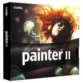 Software COREL Painter 11 Educational Edition (PTR11IEPCMDVDA) Gebrauchsanweisung