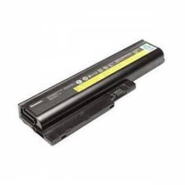 Batterien für Notebooks, LENOVO ThinkPad SL410/T410/T510/SL510 4 Zellen (51J0498) - Anleitung