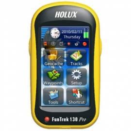 Service Manual HOLUX Funtrek 130 Pro touring navigation