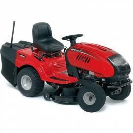 Traktor MTD LN 200 L rot