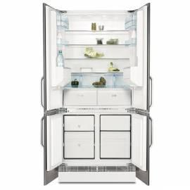 Bedienungshandbuch Kombination Kühlschrank / Gefrierschrank ELECTROLUX ERZ45800