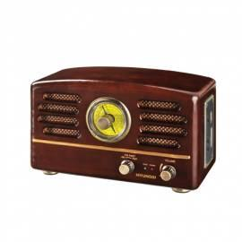 Handbuch für Radio HYUNDAI Retro RA 302