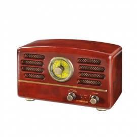 Radio HYUNDAI Retro RA 202 Gebrauchsanweisung