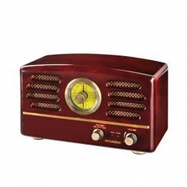 Bedienungshandbuch Radio HYUNDAI Retro RA 202