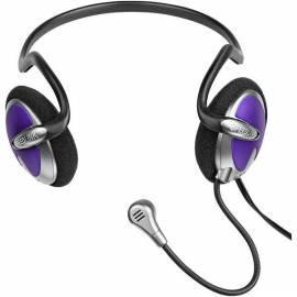 Headset Speed Link SL-8748-SBK Picus PC Bedienungsanleitung