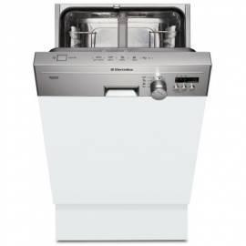 Bedienungsanleitung für ELECTROLUX ESI44500XR Geschirrspüler